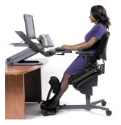 sc 1 st  The Ergonomenon & Stance Angle Chair: Sit to Stand Seating